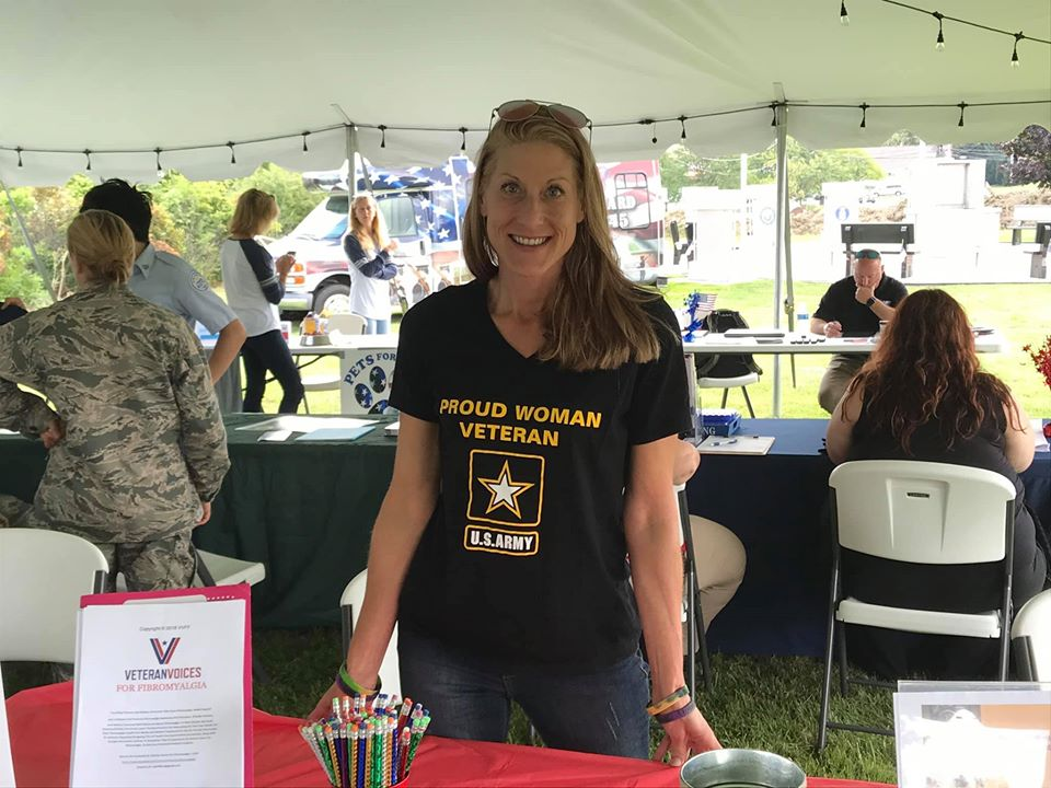Warrior Blog – Meet Kristal Kent, US Army Veteran